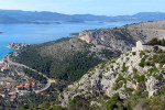 Panorama turističkog naselja Klek